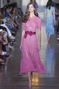 Jill Stuart Spring 2005 Ready-to-Wear Fashion Show - Alexandra Tomlinson