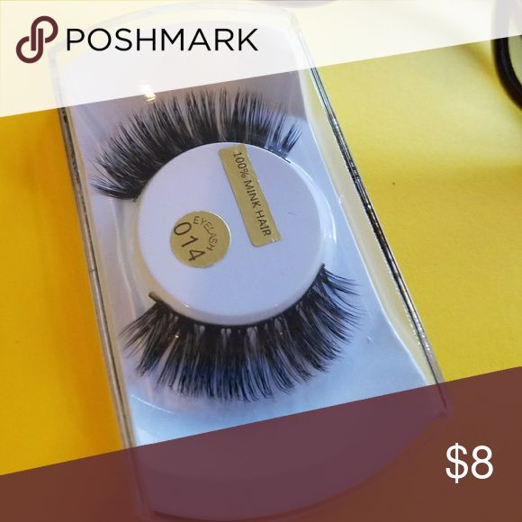 Brand new mink eye lash Speak with your eyes! Dramatic lashes!!! Perfect for special occasions- photos- girls night out!!! mink lashes   Makeup False Eyelashes