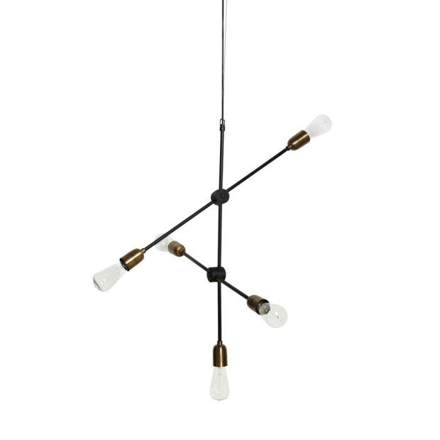 Lampa wisząca Molecular, Agamartin, cena: 995 zł