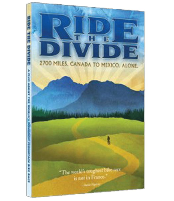 The film that has become a cult-classic in the self-supported ultra-endurance cycling world. * FREE Shipping On Orders Over $50 In US. * FREE Shipping On Orders Over $100 Rest of World. Ride the Divid