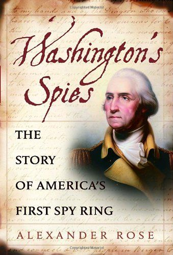 Long Island Spy Ring | Home - George Washington and the Culper Spy Ring - Research and ...