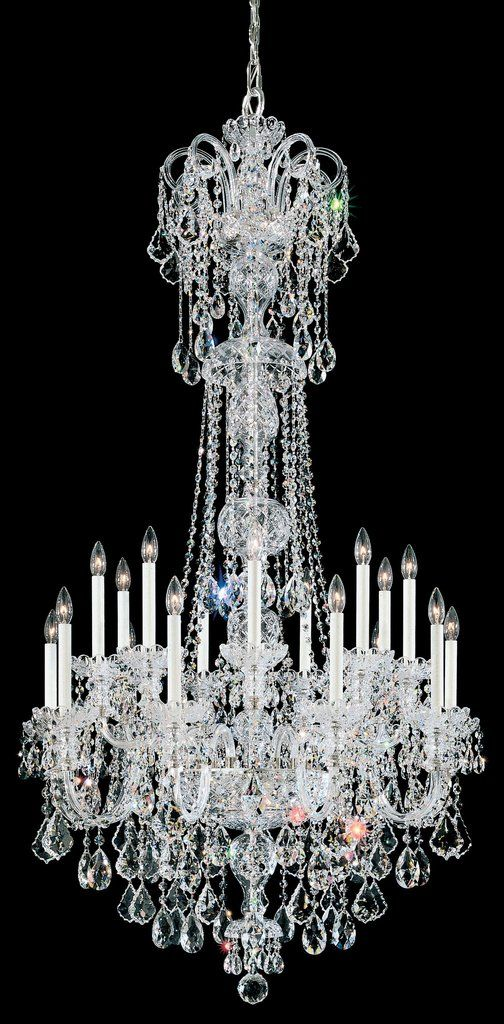 Schonbek 6818 olde world chandelier