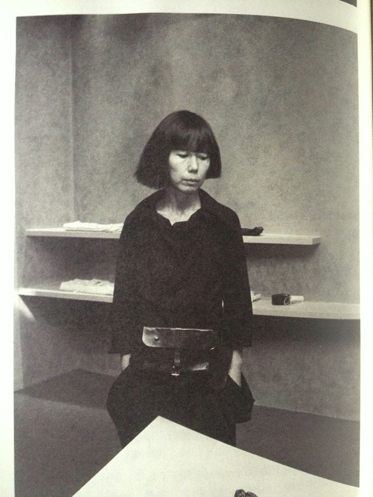 Rei Kawakubo | http://www.businessoffashion.com/community/people/rei-kawakubo http://www.interviewmagazine.com/fashion/rei-kawakubo/#_ http://purple.fr/article/rei-kawakubo/ http://www.dazeddigital.com/fashion/article/18727/1/rei-kawakubo-the-first-lady-of-fashion http://www.businessoffashion.com/articles/bof-exclusive/rei-kawakubo-comme-des-garcons