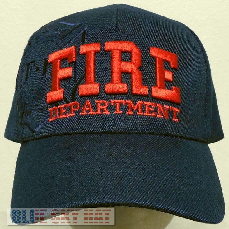 FD FIRE DEPT DEPARTMENT RESCUE FIGHTER FIREMEN FDNY EMS EMT MEDIC GEAR CAP HAT #PremiumHat #BaseballCap
