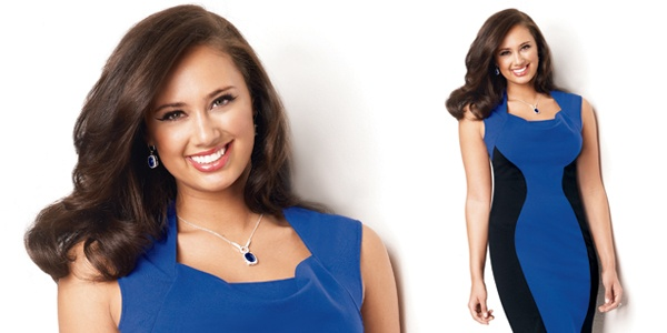 """Want to look 2 sizes smaller? While you might think it's impossible, our Define Your Shape Dress will change your mind. We're dubbing it our """"Miracle Dress"""" and with good reason. The secret lies in its color-blocked panels, which actually create the look of a slimmer, curvier, hourglass waistline. And it's machine washable, too!    Find this wardrobe must in Avon's Campaign 18 Brochure at the special price of just $34.99, regular price $44.99. Contact your Avon Independent Representative…"""