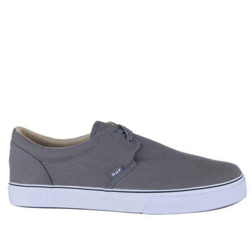 HUF- Skateboard Schuhe- Genuine-- Grey - http://on-line-kaufen.de/huf/huf-skateboard-schuhe-genuine-grey