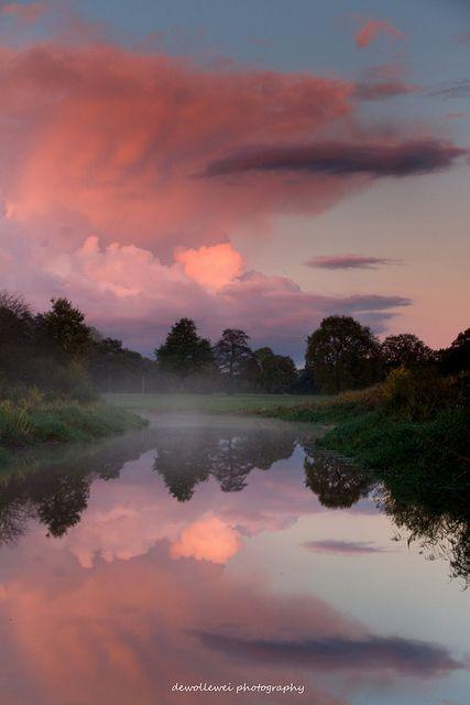 Beautiful Sunset - Netherlands
