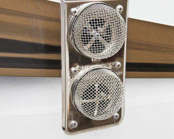 RV bug screen furnace vent 2