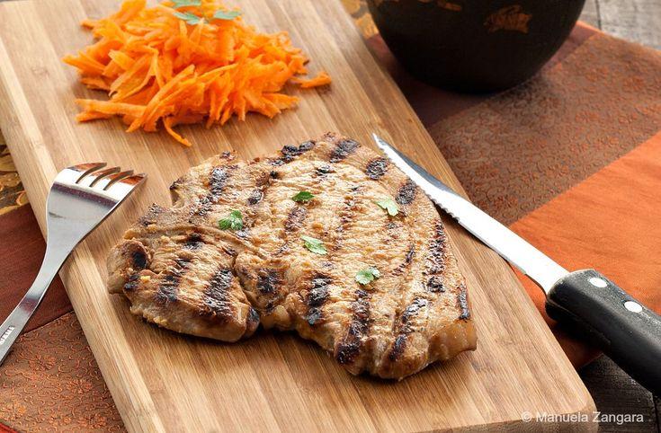 Vietnamese-style Pork Chops