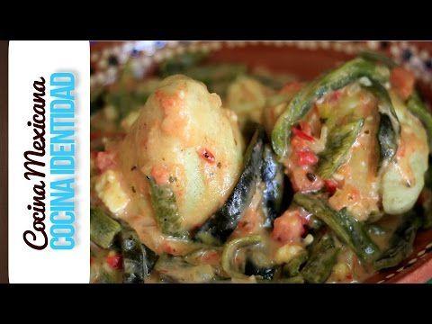 Cómo hacer Corundas. Recetas mexicanas. Yuri de Gortari. Cocina Identidad - YouTube
