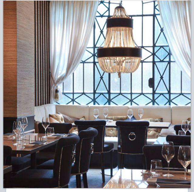 elegant - Beaded Inset Hotel Decoration