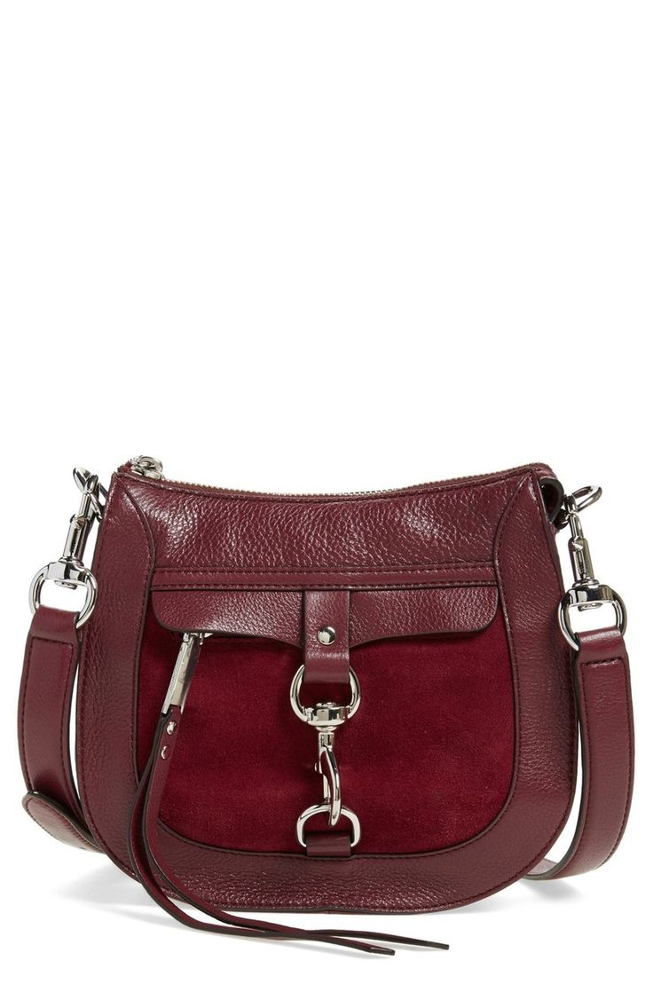 wholesale dealer 4ea53 944de ... Can t get over this gorgeous Rebecca Minkoff saddle bag from the  Nordstrom Anniversary Sale all stars Nike ...