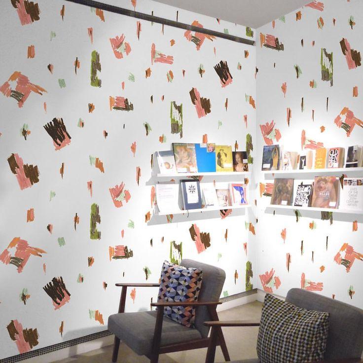 #sneakpeek #wallpaperwednesday of the new Olievlekken Pink & Green superwide wallpaper coming in soon! #scaleitup! #print #pattern #patterndesign #surfacepattern #surfacepatterndesign #interiors #interiordesign #interioraccessories #accessories #architecture #interinspo #dswallpaper #dscolour #dslooking #dspattern #abstract #homestyle #homedecor #homewares #superwidewallpaper