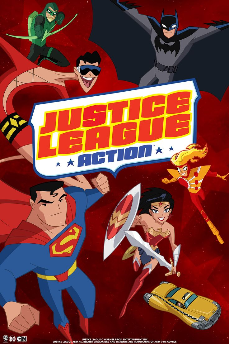 JUSTICE LEAGUE ACTION, DC's POWERLESS, ARCHIE's RIVERDALE Pilot Screenings Among WARNER BROS.'s COMIC-CON Plans | Newsarama.com