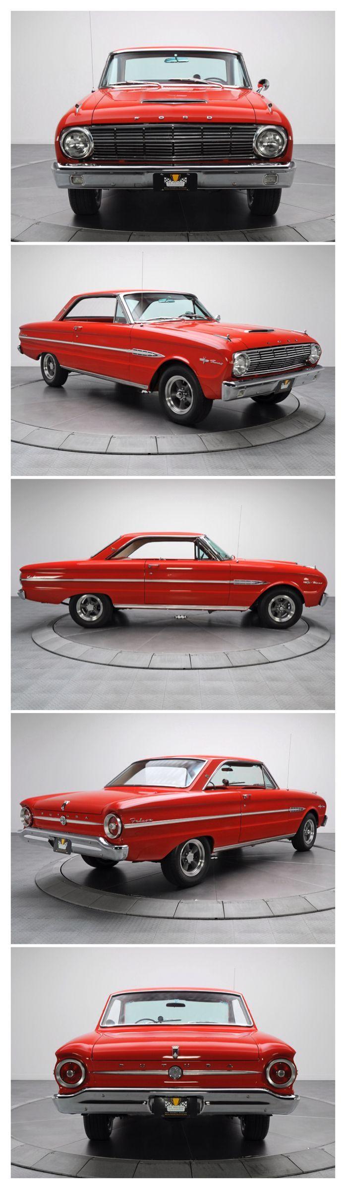 1963 Ford Falcon Futura Sprint - https://www.luxury.guugles.com/1963-ford-falcon-futura-sprint/