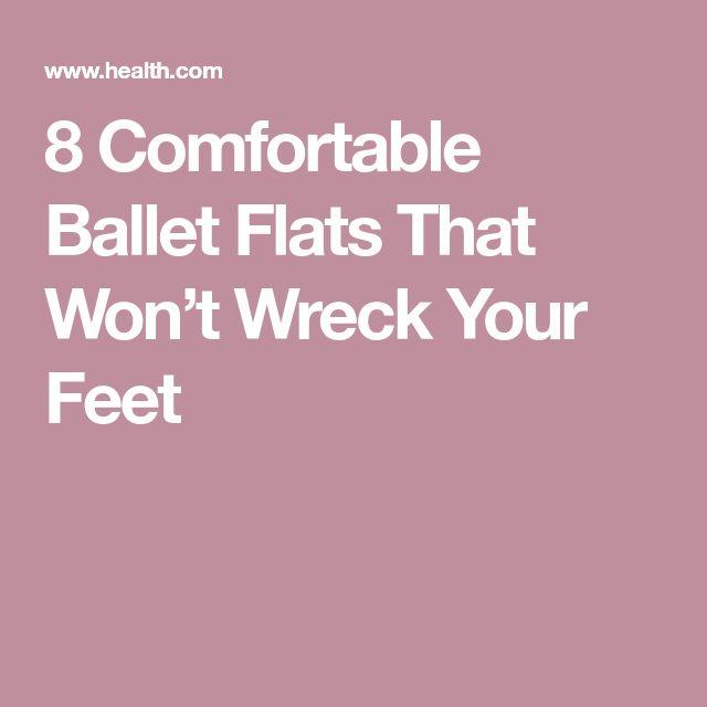 8 Comfortable Ballet Flats That Won't Wreck Your Feet