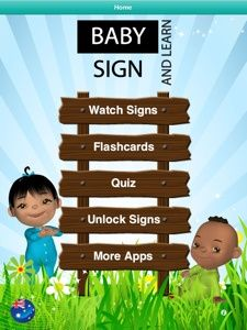 Auslan Apps for kids- teaching sign language to babies, apps for teaching sign language to the whole family, Auslan. Cam has this one too... very good but very basic. Brilliant for beginners!