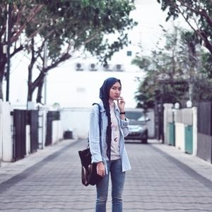 👕👖💼 #clozetteid #hijabootdindo
