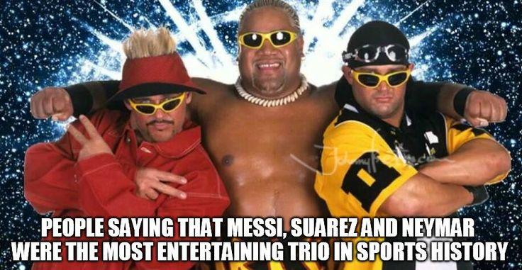 https://es.johnnybet.com/pronostico-argentina-vs-venezuela?fancy=1#picture?id=11207 #neymar #suarez #messi #funnypics