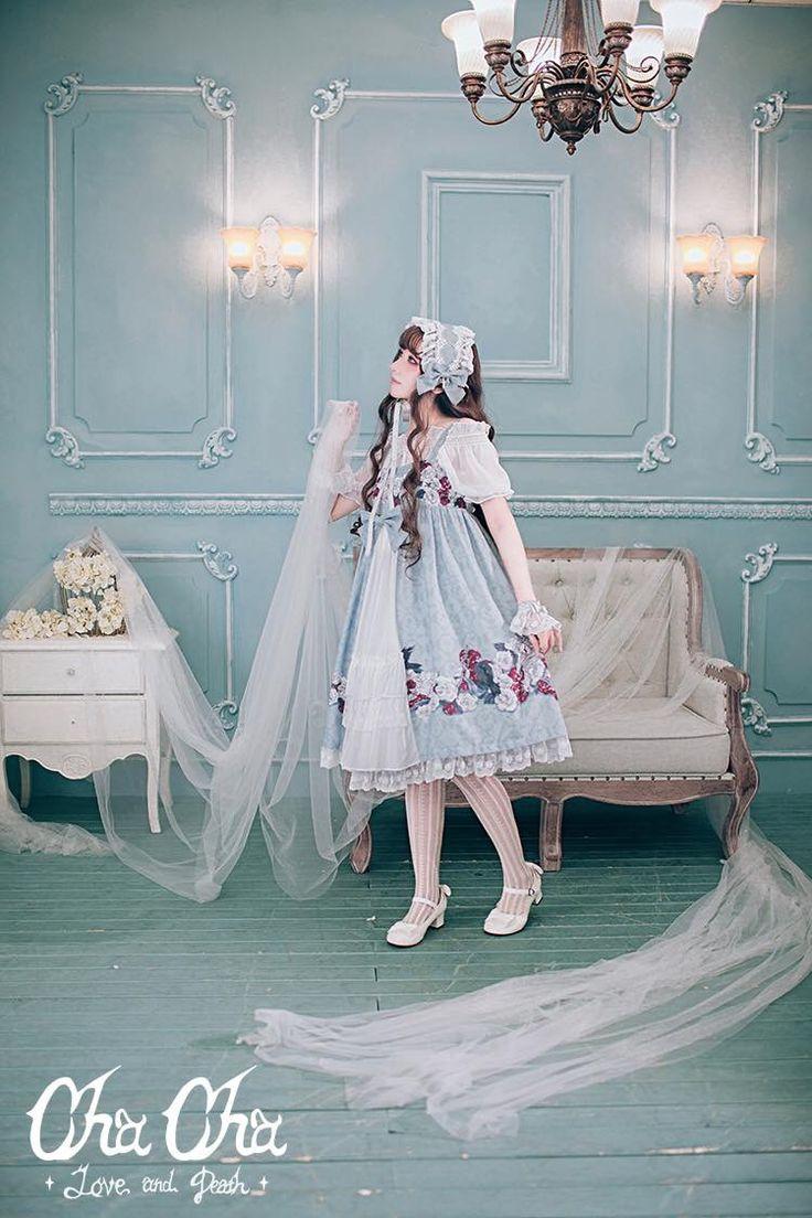 657 best Lolita~ images on Pinterest | Lolita style, Kawaii fashion ...