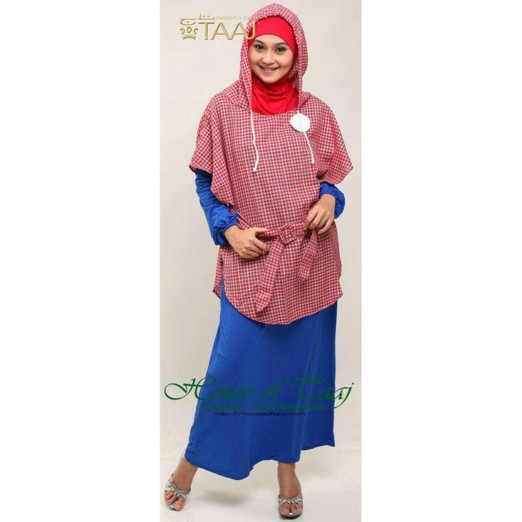 Jilbab Hoodie Moderm dari Houseoftaaj.com