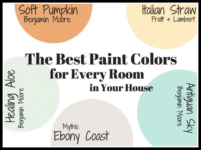 Http Mosaikdesign Com   Best Paint Colors For Every Room In The House