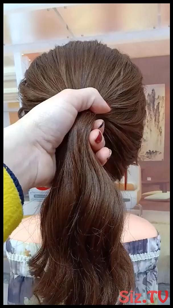 hairstyles for long hair videos  Hairstyles Tutorials Compilation 2019   Part 25… – Nail Design