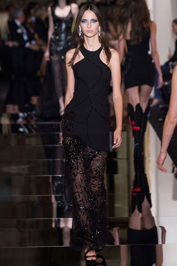 newest jordan Atelier Versace Spring 2015 Couture Collection Photos   Vogue