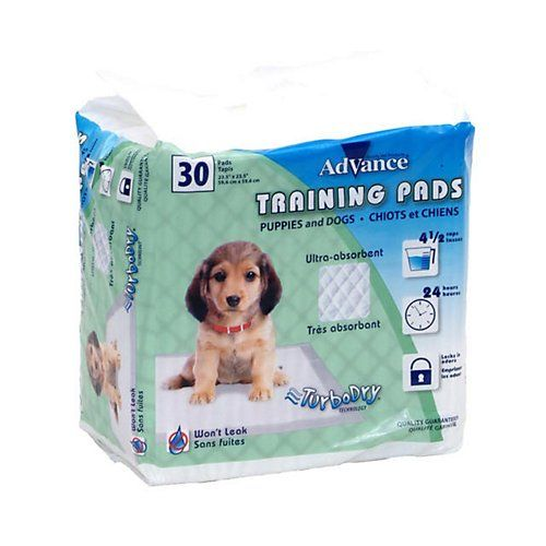 Advance Dog Training Pads 30 Pack >>> You can find out more details at the link of the image.