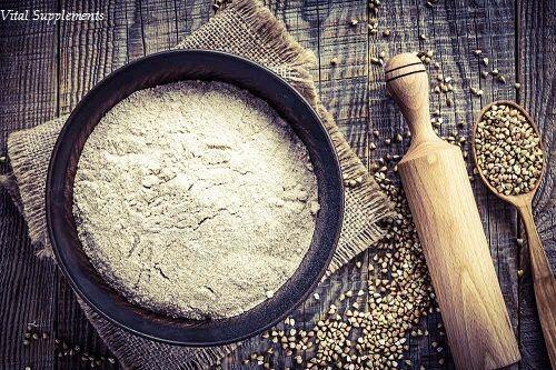 Buckwheat Flour*Wholegrain100/300/500Grm*1KG* &1.5KG*  Make Soba Noodles*