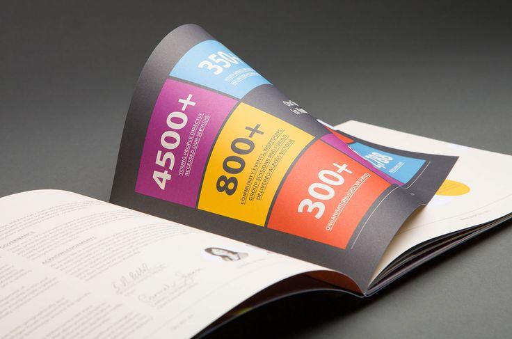 Shorthand | Print Design | Annual Report | Graphic Design | Newcastle, Australia