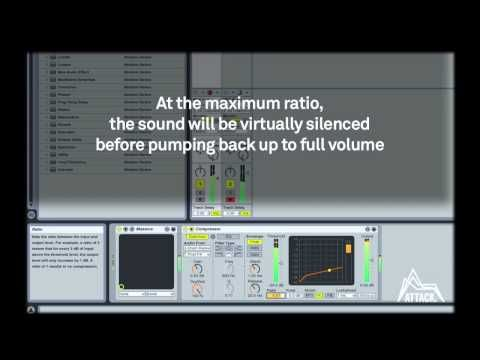 How To Use Sidechain Compression In Ableton Live