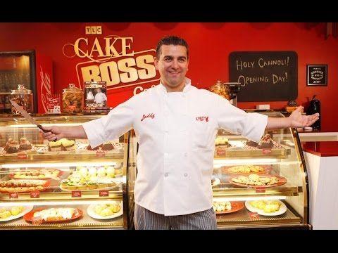 "Cake Boss - Season 5 Episode 8 - ""Presidents, Peanut Butter & Popping-in..."