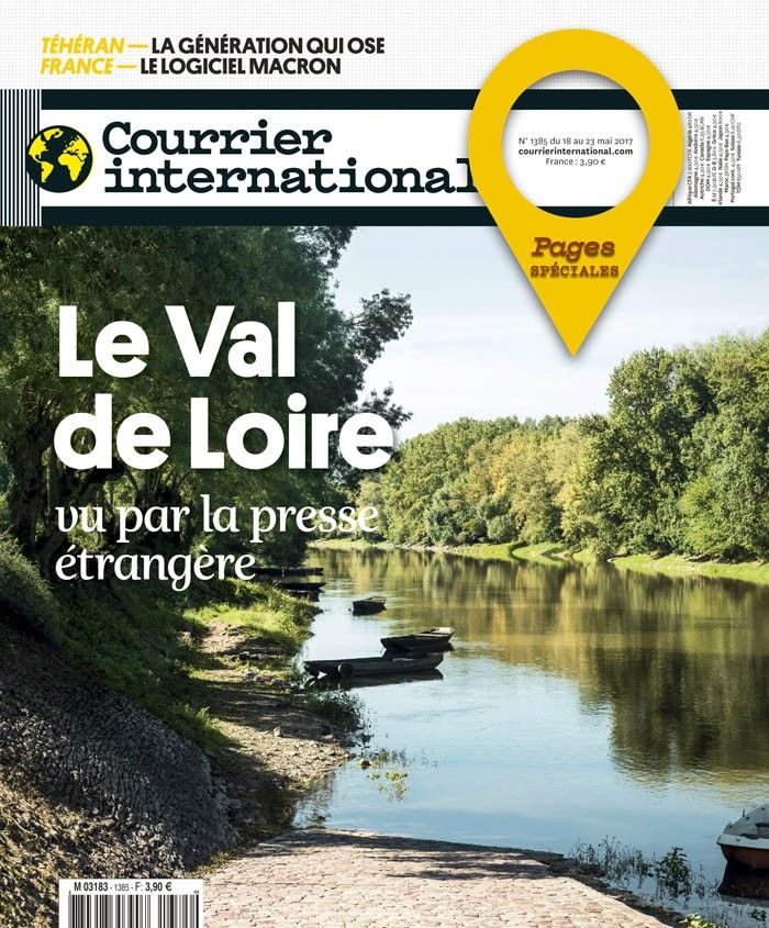 Courrier international suppl. N° 1385 - 18 mai 2017