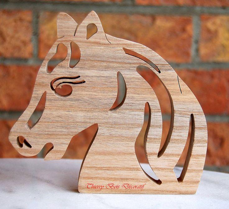 Les 25 meilleures id es de la cat gorie cheval de bois sur pinterest cheval bascule pour - Modele sculpture sur bois gratuit ...