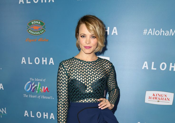 Rachel McAdams Gushes Over Sister's Wedding, Raves About 'Aloha' and 'True Detective'