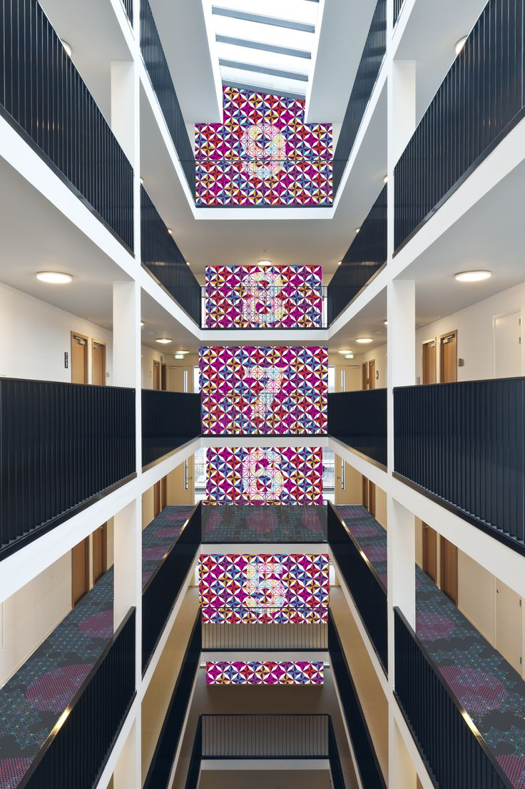Lindsay van der Kuijl | Designs | Art hotel Eindhoven
