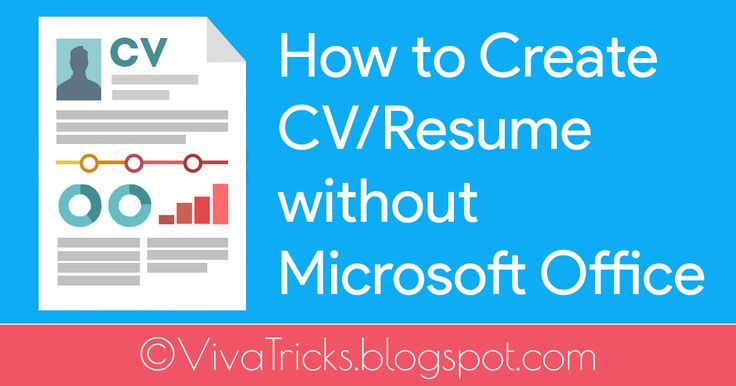 Creating a CV (Curriculum vitae) or resume to be a very tedious task if you were not you know how to use any other word Microsoft Office 2010 or processor program. The good news is that now you can create your CV online without having to download or install any desktop software. The process is very simple and all you have to do is provide your data in the web interface via the preferred browser and you are done. Templates to choose from a library and download the latest your photos, and will…