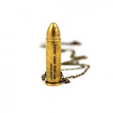 UNIKKE Better Wear Than Use- Medium Bullet
