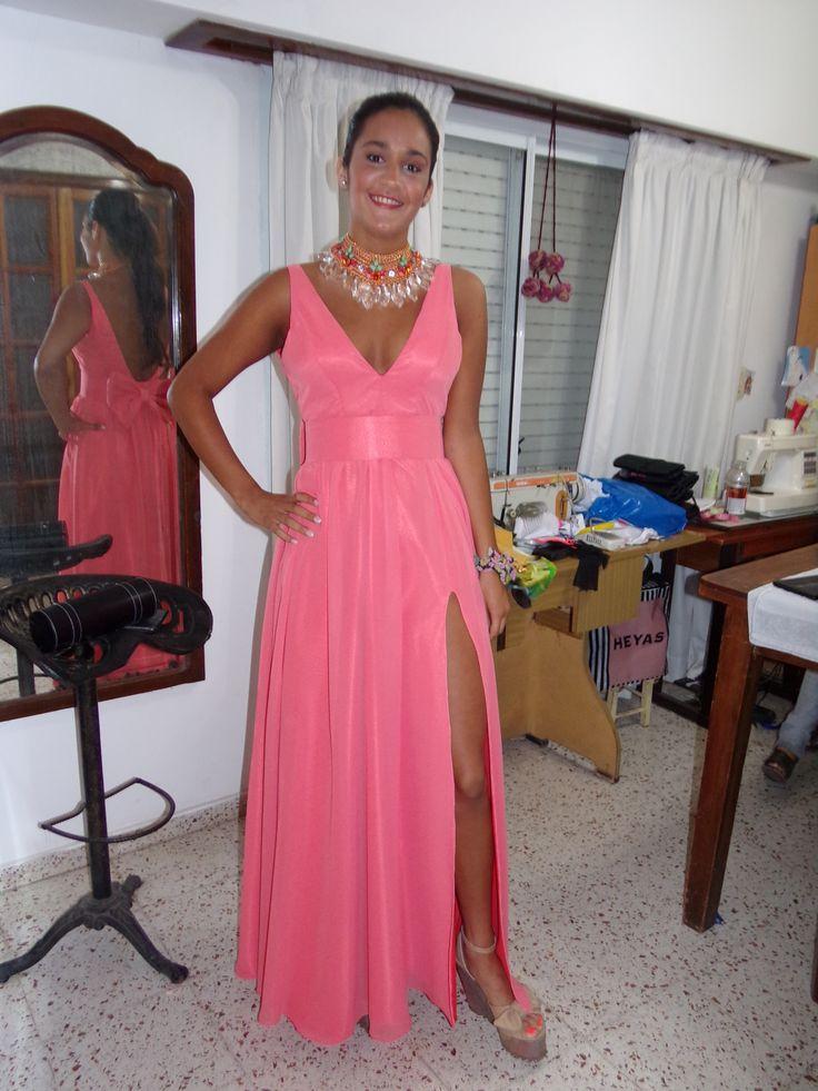 29 best Vestidos por Norma Morrone Pehuajo images on Pinterest ...