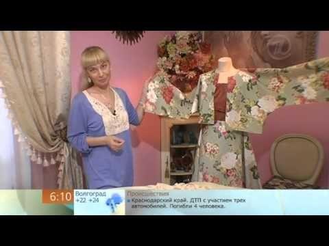 139 - Ольга Никишичева. Платье-рубашка
