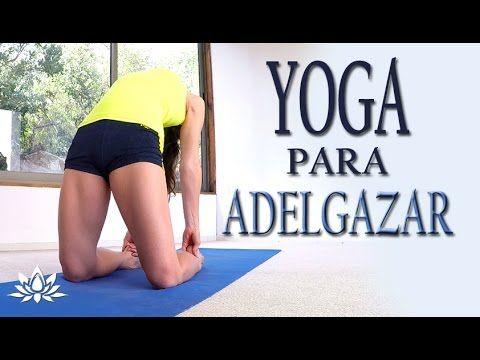 Yoga para ADELGAZAR | Yoga para espalda | Clase 4 - YouTube