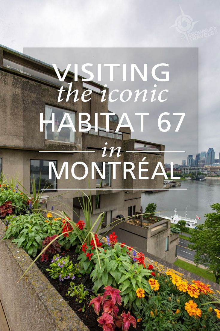 Brutal Beauty: Moshe Safdie's Habitat 67 in Montreal