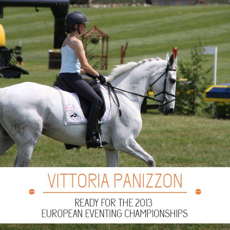Vittoria Panizzon - testimonial Pariani