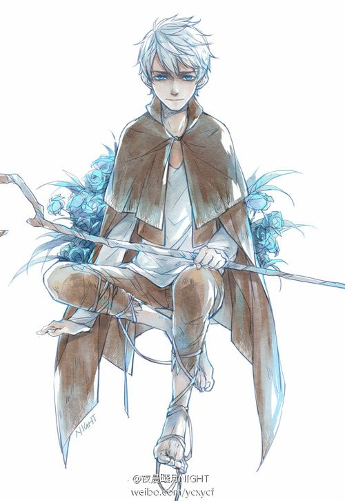 jack frost concept art | Jack Frost - Jack Frost - Rise of the Guardians Fan Art (33206218 ...