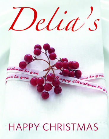 Delia's Happy Christmas by Delia Smith. This cookbook will help you to plan your Christmas festivities to the very last culinary detail, acting as an invaluable Christmas organiser from reminding you to make your Christmas pudding and chutneys in November to giving you a crucial countdown for the Last 36 Hours.
