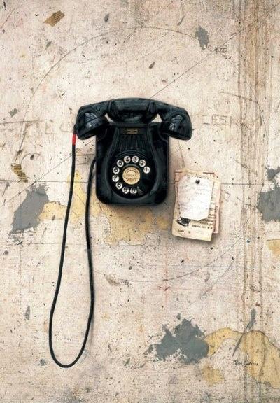 old telephone-Cesar Galicia