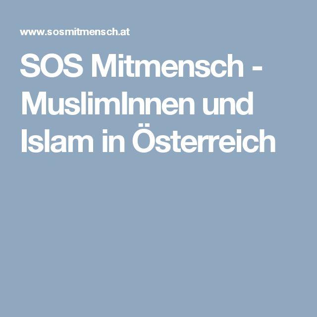 SOS Mitmensch - MuslimInnen und Islam in Österreich