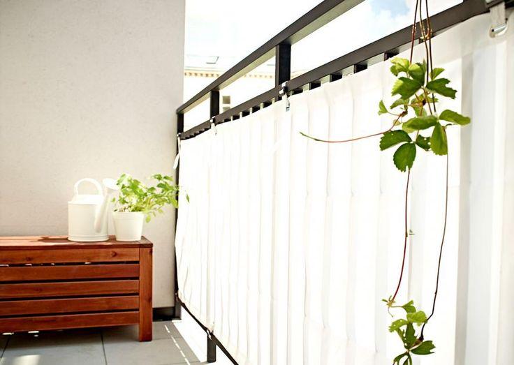 Die 25  besten ideen zu balkon sichtschutz ikea auf pinterest ...