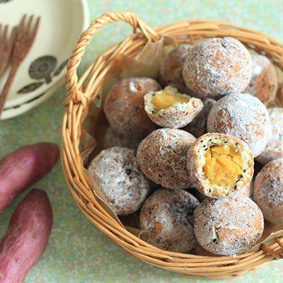さつまいものお菓子とパンの人気レシピ   お菓子・パン材料・ラッピングの通販【cotta*コッタ】